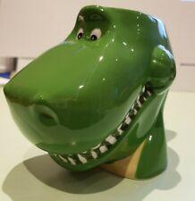 Toy Story 4 Rex en forma de taza Verde Niños 3D Nuevo