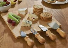 Unbranded Wooden Easy Clean Chopping & Serving Boards