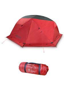 KEENFLEX 2 Mann Zelt 4 Saison Camping Bergsteigen Winterzelt