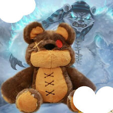 """New League of Legends LOL Annie's Bear Tibbers Plush Toy Doll Gifts Plushie 16"""""""