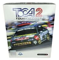 Codemasters TOCA 2 Touring Cars Original BIG BOX Release PC-CD