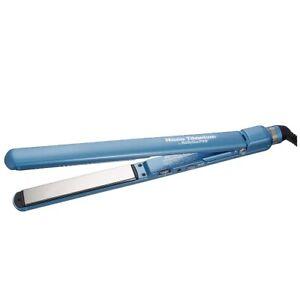 BaByliss PRO Nano Titanium 1.5 inch Ultra-Thin Straightening Iron - Blue