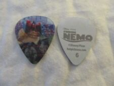FINDING NEMO Guitar Pick!!! Holographic Motion #6 BLOWFISH Trdmrkd DISNEY PIXAR