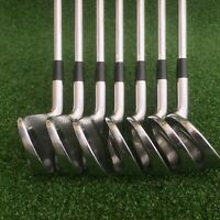 GOLF MIZUNO  MX23  FORGED  IRONS  4 -  W  DYNAMIC GOLD S300  STIFF FLEX SHAFTS