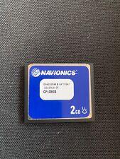 Navionics 45XG Seekarte