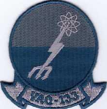 USN PATCH - VAQ-133 SQUADRON MINIATURE PATCH:GA14-1