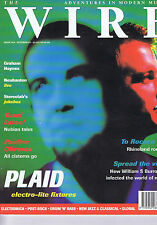 PLAID / TO ROCOCO ROT / WILLIAM BURROUGHS	Wire Magazine	No.	164	October	1997