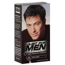 Just For Men Original Formula Haircolor Real Black H-55