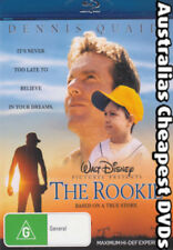 The Rookie BLU RAY NEW, FREE POSTAGE WITHIN AUSTRALIA