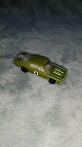 Vintage 1967 Hot Wheels Custom Barracuda  Redline USA vtg 60s diecast