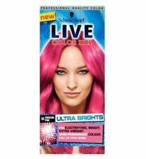 Schwarzkopf Pink Hair Colouring
