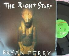 Bryan Ferry ORIG OZ PS 12 The right stuff EX '87 Roxy Music Johnny Marr Art Rock