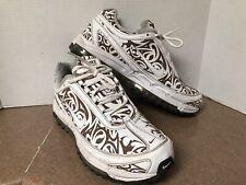 Nike Air Max 318456-111 TL4 Premium 360 Rare White Brown Tribal Men's 12 2007