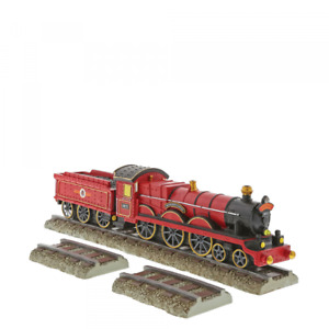 Department 56 Harry Potter Hogwarts Express Light Up Train Figurine New Boxed