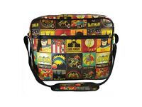 Official Licenced DC Comics Vintage Messenger Bag