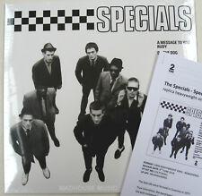 SPECIALS LP The Specials REMASTERED 2014 180 Gram Audiophile Debut Vinyl + PROMO
