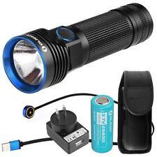 Olight R50 PRO Seeker 3200 Lumens XHP70 Rechargeable LED Flashlight w/ Battery