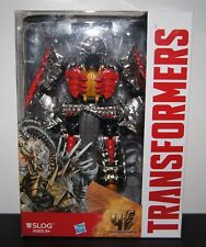 New! Transformers Generation 1 Voyager Class Slog Collectible Action Figure Toy