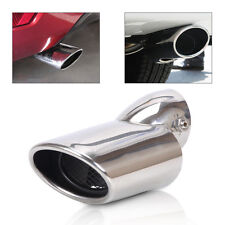 REAR MUFFLER TIP PIPE STAINLESS STEEL EXHAUST TAIL For Honda CIVIC 2012 - 2016