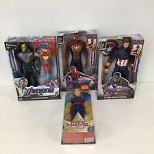 Marvel Avengers Action Figures Iron Man, Spider-man & Captain America/Marvel#404