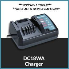 MAKITA DC18WA Battery Charger for G Series Batteries NOT LXT