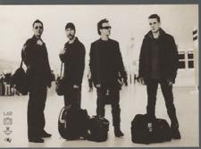 U2 Carte Postale Postcard PC0198 Airport Elevation