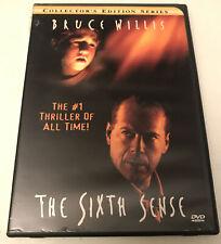 The Sixth Sense (Dvd,Widescreen Collectors Series)
