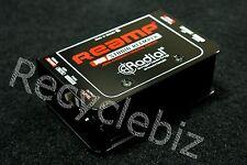 Radial Engineering JCR Reamp Studio Reamper Re Amp
