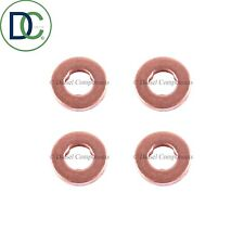 4 x Diesel Injector Washers Seals for Siemens Common Rail Injectors in VW Beetle