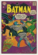 Batman 1967 #197 Very Good/Fine Batgirl Catwoman