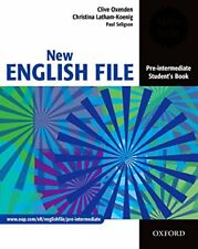 New English File. Student's Book: Pre-Intermediate (New English File Pre-inte…