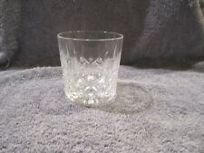 """Waterford Crystal LISMORE Old Fashioned 9 oz 3.25"""" Rocks Glass Tumbler"""