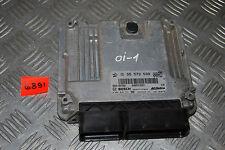 Opel Insignia 2.0Cdti Steuergerät Motor 55573539 0281015774 Nicht Entheiratet