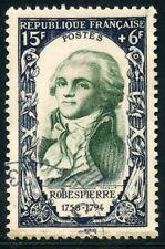PROMO / STAMP / TIMBRE DE FRANCE OBLITERE N° 871 ROBESPIERRE COTE 17 €