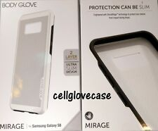 Body Glove Mirage Slim Case for Samsung Galaxy S8 in Retail Packaging - 9608501