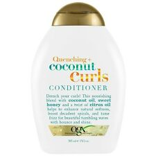 OGX Quenching + Coconut Curls Conditioner 13 oz (Pack of 4)