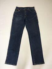 Men'S Wrangler 'Texas'S Jeans-W32 L34-Blu Scuro Wash-ottime condizioni