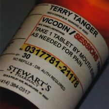 Vicodin Sessions 0884501022705 by Terry Tanger CD