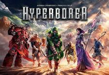 Hyperborea: alemán. top estado! High Fantasy, 100% estrategia! expertos juego!