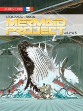 Leo - Jamar MERMAID PROJECT n. 5 Aurea Comix