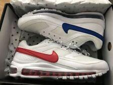 Zapatillas deportivas de hombre blancas Nike Air Max 97