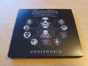 Symphony X Underworld CD