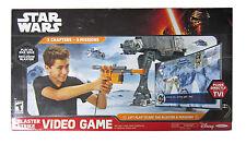Brand New! Star Wars Blaster Strike Plug n' Play Game TV Game (Han Solo Blaster)