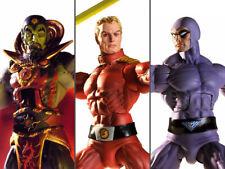 Defenders of the Earth Series 1 Set of 3 Figures Neca Flash Gordon Ming Phantom