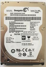 "Seagate 500GB 2.5"" 1KJ152-070 Slim SATA HDD Laptop/Notebook/PS3/PS4 FREE POST"