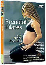 Prenatal Pilates With Niece Pecenka - NEW Region 2 DVD