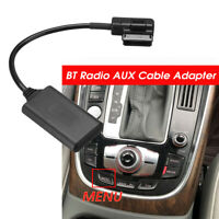 Wireless Bluetooth Adapter Car Radio Stereo AMI MMI AUX Interface Cable For Audi