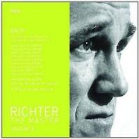 SVJATOSLAV RICHTER - RICHTER-THE MASTER VOL.8 2 CD NEU