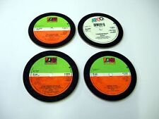 AC/DC Singles Collection 45 Großartig Neue Getränke Untersetzer Set