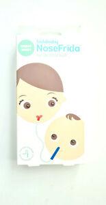 Portable Nose Cleaner Vacuum Suction Infants Kids Baby Soft Tip Nasal Aspirator